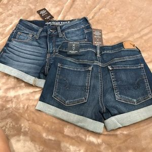 1 American Eagle Outfitters Midi short sz 4 NWT
